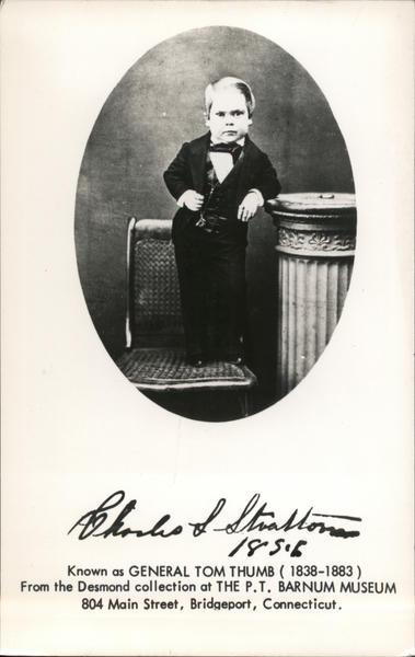 Charles S. Stratton Bridgeport Connecticut