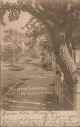 Mulberry Corners Postcard