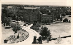 Holmberg Hall - University of Oklahoma