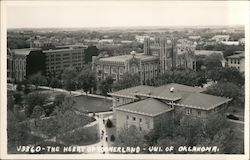 The Heart of Soonerland - University of Oklahoma
