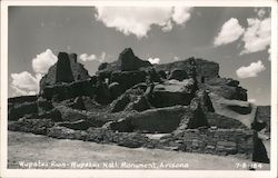 Wupatki Ruin-Wupatki National Monument Postcard