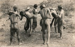 Native Dance of the Igorotes