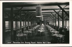 Paradise Inn Dining Room - Rainier Nat'l Park