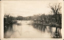 On Medicine Creek Postcard