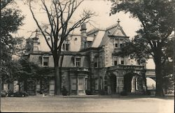 The Mansion 1864-1868