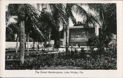 The Great Masterpiece Postcard