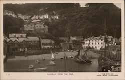 Clovelly From the River