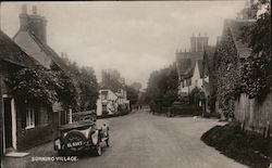 Sonning Village, Berkshire