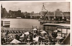 The '51 Bar - South Bank Exhibition, Festival of Britain 1951