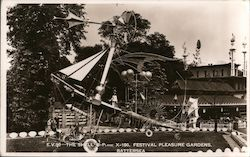 Festival Pleasure Gardens Postcard