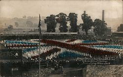 Empire Day Celebration - May 24, 1912 Postcard