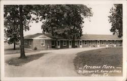 Peterson Motel - By Highway 69 - North of Ames