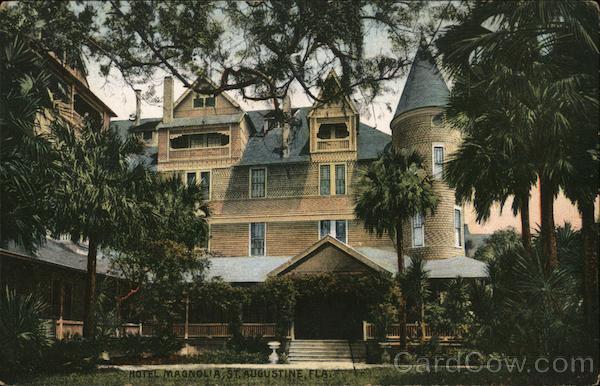 Hotel Magnolia St. Augustine Florida