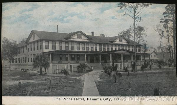 The Pines Hotel Panama City Florida