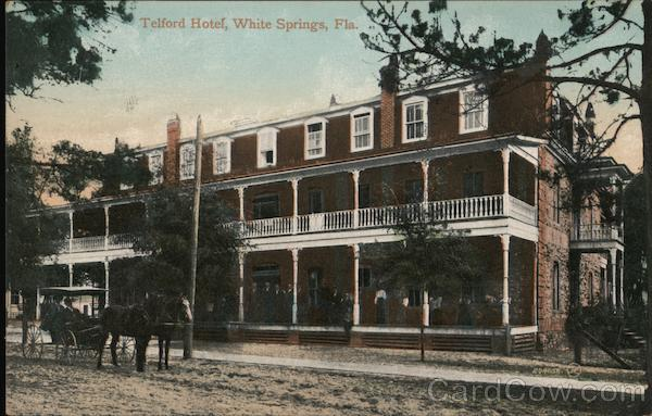 Telford Hotel White Springs Florida