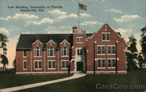 Law Building, University of Florida Gainesville