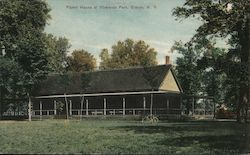 Picnic House at Riverside Park