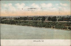 Jeffersonville on the Ohio River
