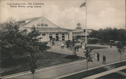 The Auditorium, The Assembly Postcard