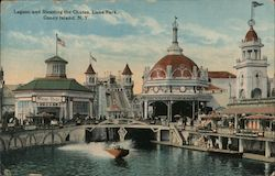 Lagoon and Shooting the Chutes, Luna Park