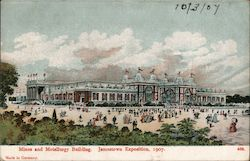 Mines and Metallurgy Building, Jamestown Exposition, 1907