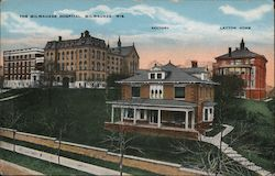 The Milwaukee Hospital - Rectory - Layton Home