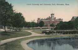Clark Univeristy and University Park