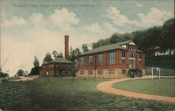 Bucknell Power House and Gymnasium