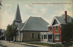 Zion Lutheran Church and Parsonage