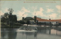 The Fountain, Exposition Park