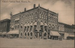 Citizen's National Bank Postcard
