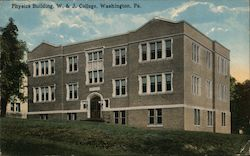 Physics Building, W. & J. College