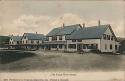 The Roach River House Postcard