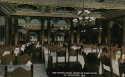 The Dining Room, Ponce De Leon Hotel