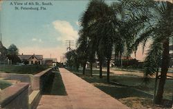 A View of 4th St., South