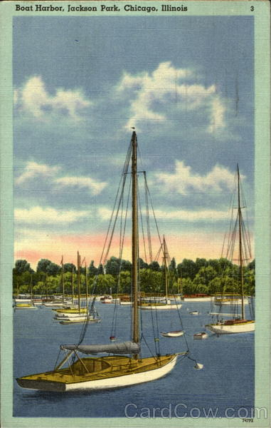 Boat Harbor, Jackson Park Chicago Illinois