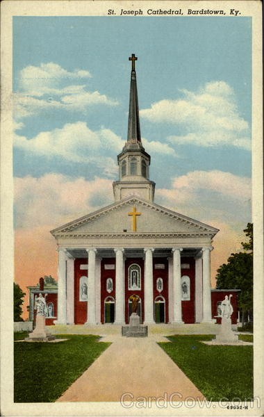 St. Joseph Cathedral Bardstown Kentucky