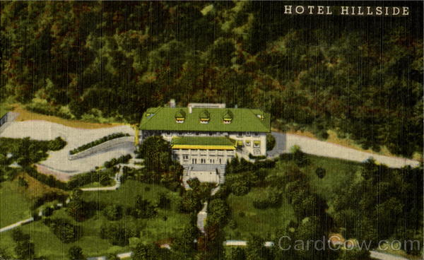 Hotel Hillside Madison Indiana