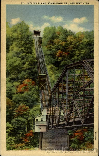 Incline Plane Johnstown Pennsylvania