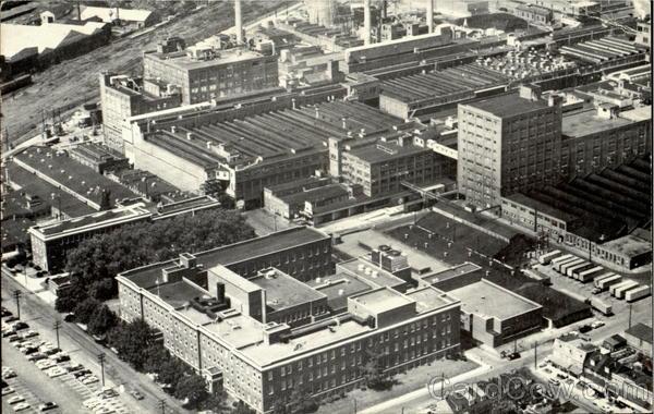 The Lancaster Floor Plant Pennsylvania