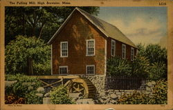 The Fulling Mill Postcard