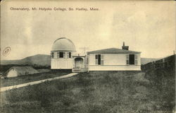 Observatory , Mt. Holyoke College