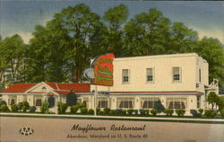 Mayflower Restaurant, U. S. Route 40