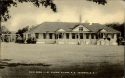 Main Dorm , St. Vincent's Camp