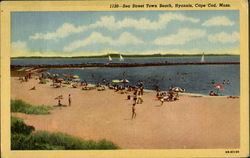 Sea Street Town Beach, Hyannis