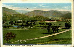 Athletic Park And Golf Course