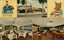 Betty's Restaurant And Lobo Lounge, 1440 Biscayne Blvd