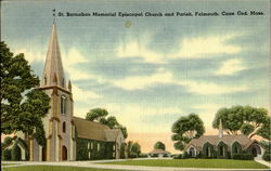 St. Barnabas Memorial Episcopal Church And Parish, Falmouth