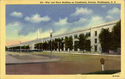 War And Navy Building , Constitution Avenue