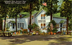 Mammoth Cave Souvenir Shop, National Park